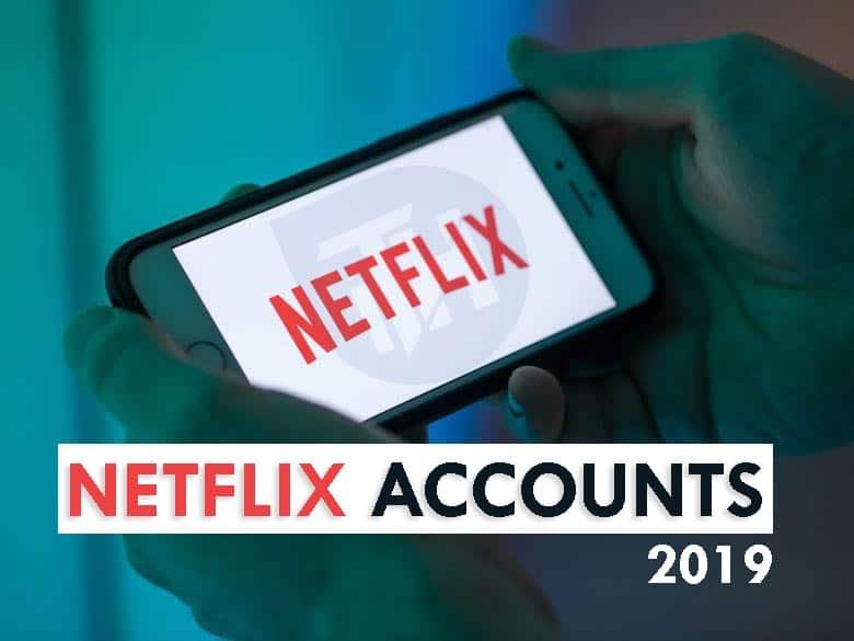 Netflix Account Generator