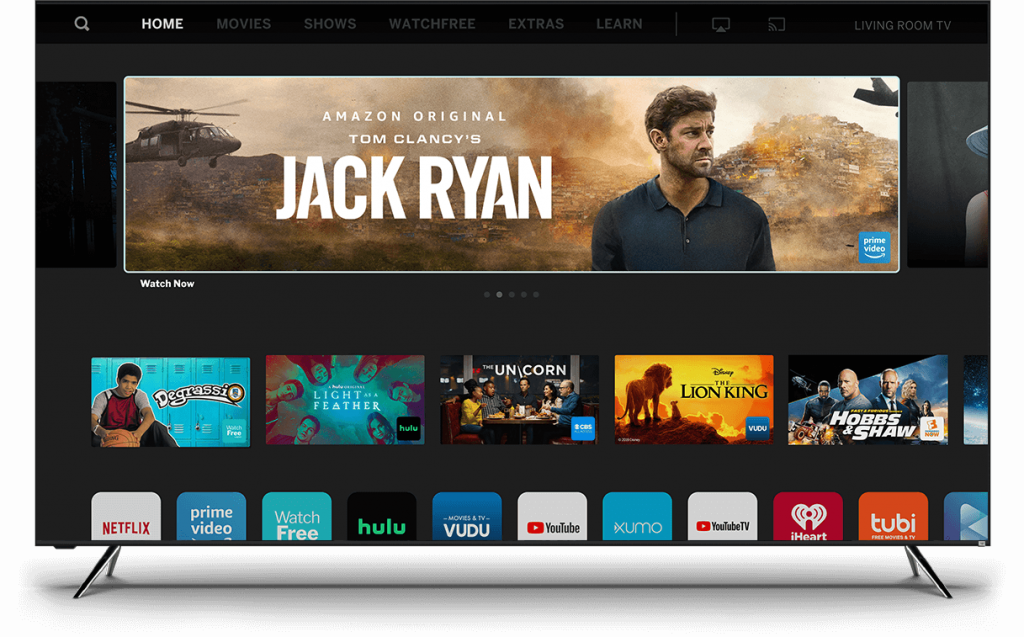 Amazon Prime Video on Vizio Smart TV