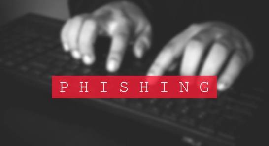 Phishing email scams
