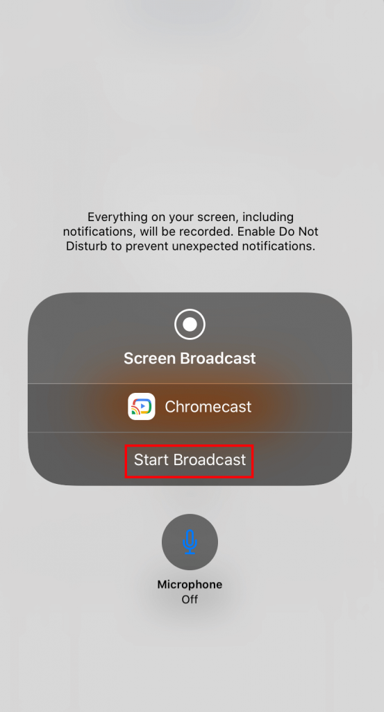 Chromecast Zwift