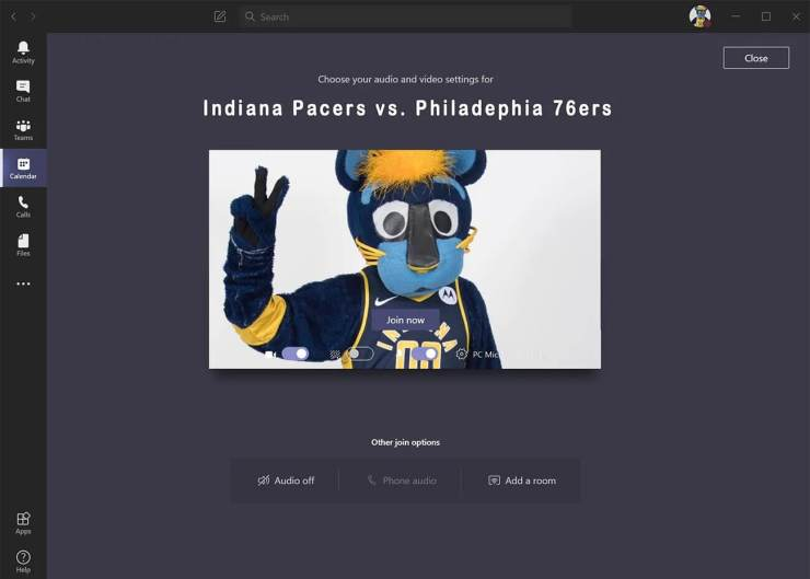 NBA Virtual Fans Sign up