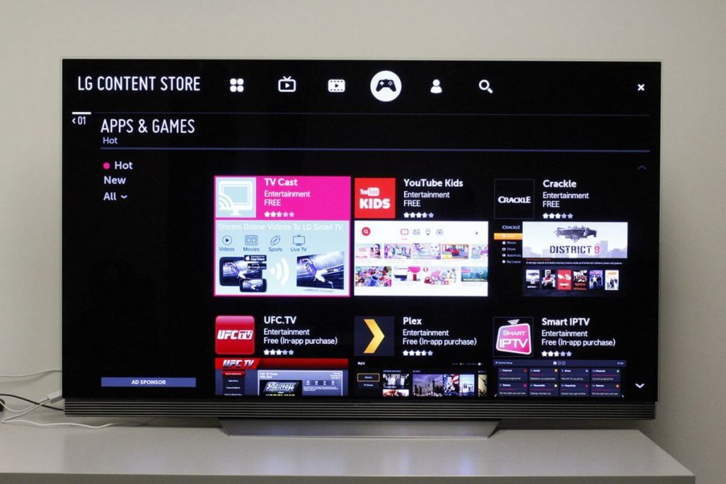 LG Content Store