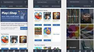 1. Amazon Play Store