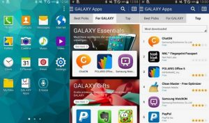3. Samsung Galaxy Apps