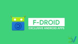 5. F-droid