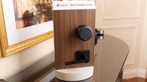 August WiFi Smart Lock.