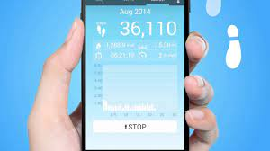 Pedometer – by ITO Technologies