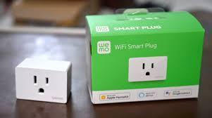 Wemo WiFi Smart Plug.