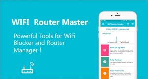 WiFi Router Master