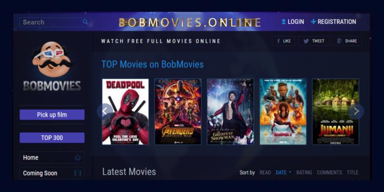 Top Best Bobmovies Alternatives in 2021