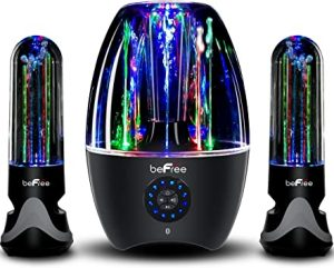 BeFree BFS-33X 1 Dancing Water Speakers