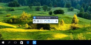 DVDVideoSoft's Free Screen Video Recorder