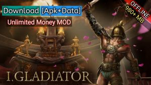 I, Gladiator