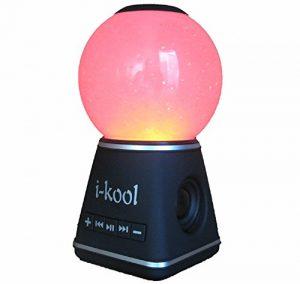 I-Kool 4 Dancing Water Bluetooth Water Light Speakers