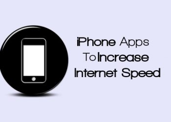 Top 10 Best iPhone Apps To Increase Internet Speed