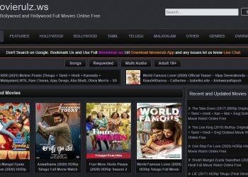 Top 10 Best Movierulz Alternative to Watch Movies Online