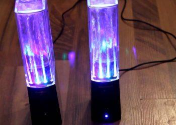 Top 10 Best Bluetooth Water Dancing Speakers in 2021