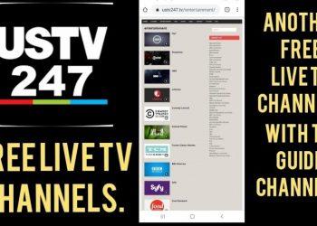 USTV247: Watch Anywhere, Anytime
