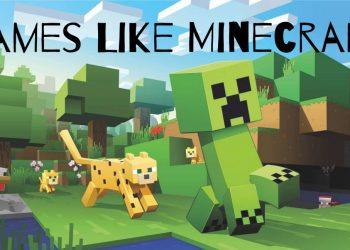 Top 10 Best Minecraft alternatives