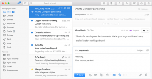 Nylas (Email Client)