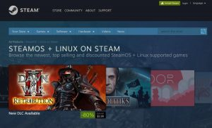 Steam (Linux Gaming)