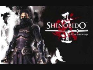 Shinobido . Way of the Ninja